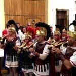 Estaremos en el XX Aniversario de la Centuria Romana de Albendín