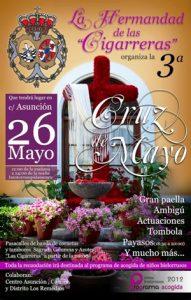 Cruz de Mayo de Las Cigarreras 2012