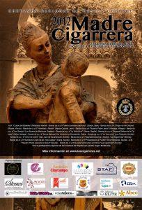 Cartel Madre Cigarrera 2012.