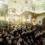 Concierto de Las Cigarreras ante la Virgen del Rocío