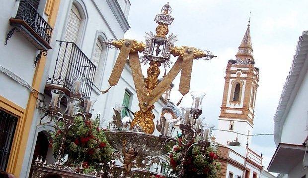 Las Cigarreras acompañará a la Santísima Cruz de la Calle de La Fuente