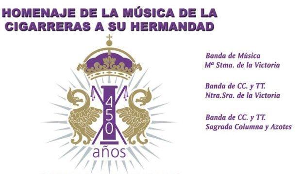 A la venta el CD del 450 Aniversario de la Hermandad de Las Cigarreras