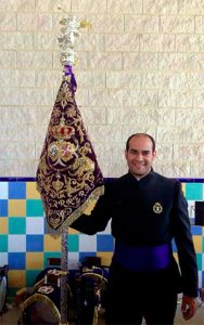 Daniel González, el último en llegar a de la Sección Jerez
