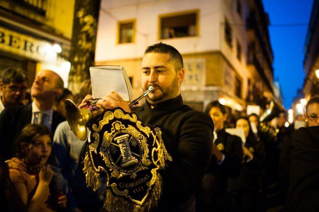 Martes Santo 2014: De vuelta a San Lorenzo