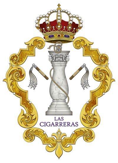 Nuevo escudo de Las Cigarreras