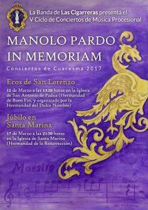 V Ciclo de Conciertos Manolo Pardo
