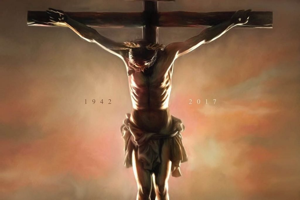 Salida Extraordinaria del Crucificado de Zalamea la Real