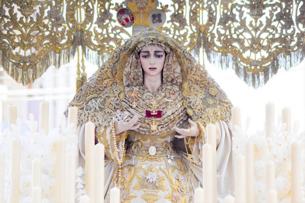 Día grande en Sevilla: Coronación de la Virgen de la Salud