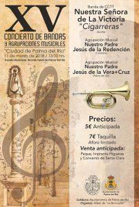 Cartel del XV Certamen de Palma del Río