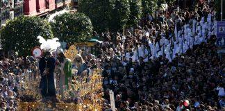Lunes Santo 2018: Azahar, devoción y música