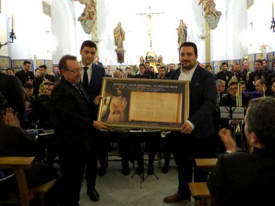 Concierto de Las Cigarreras en el Convento de Capuchinos 2018