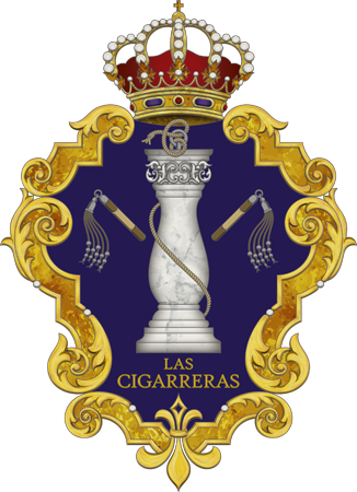 Escudo de Las Cigarreras de Sevilla
