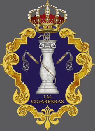 Escudo de Las Cigarreras de Sevilla
