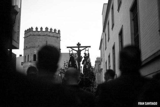 Viernes Santo 2018: El místico encanto de La Carretería