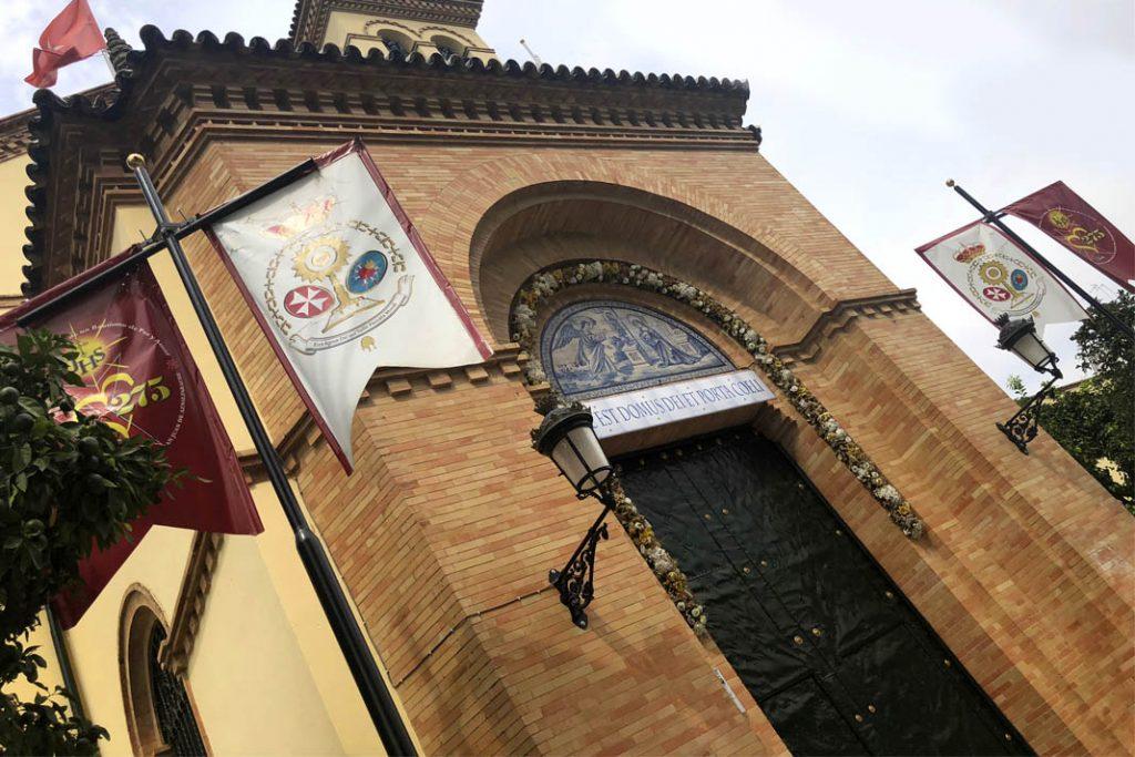 Procesión extraordinaria de la Hermandad de San Juan Bautista