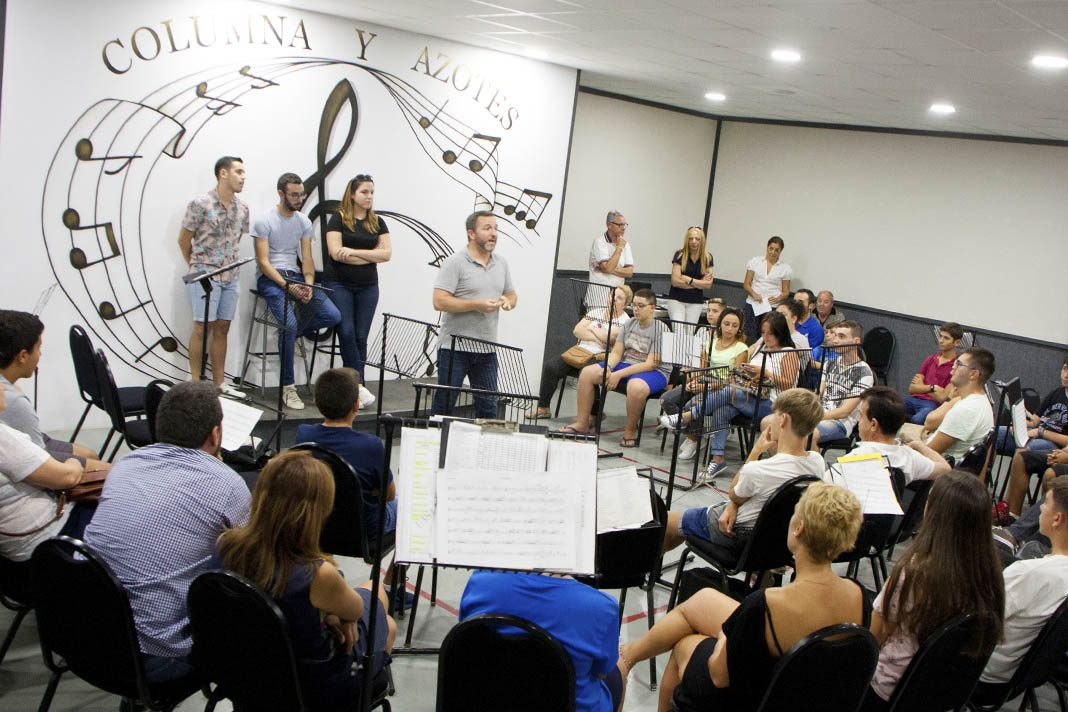 Inaugurada la escuela de música 2018/2019