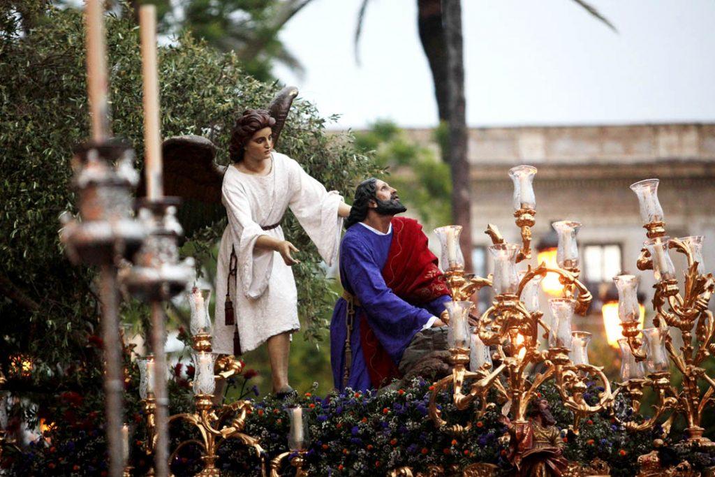 Las Cigarreras sonará en Jerez junto a la Oración en el Huerto