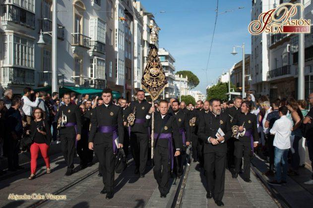 Procesión extraordinaria de la Hermandad de Columna de San Fernando 2018