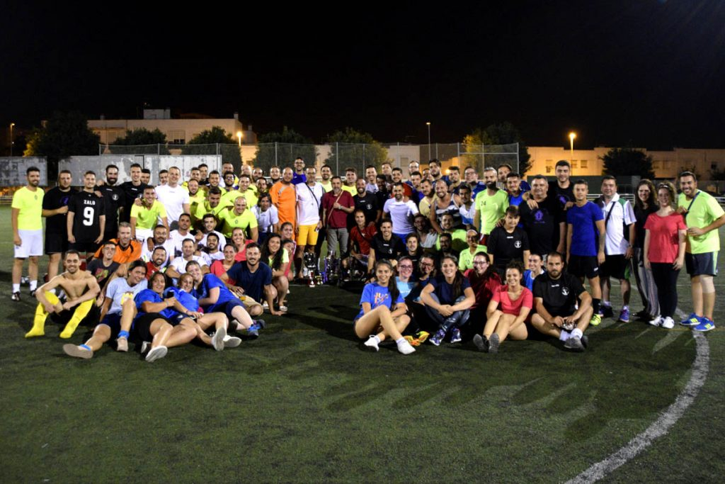 V Torneo de Fútbol de Las Cigarreras