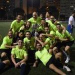 Campeones del V Torneo de Fútbol de Las Cigarreras