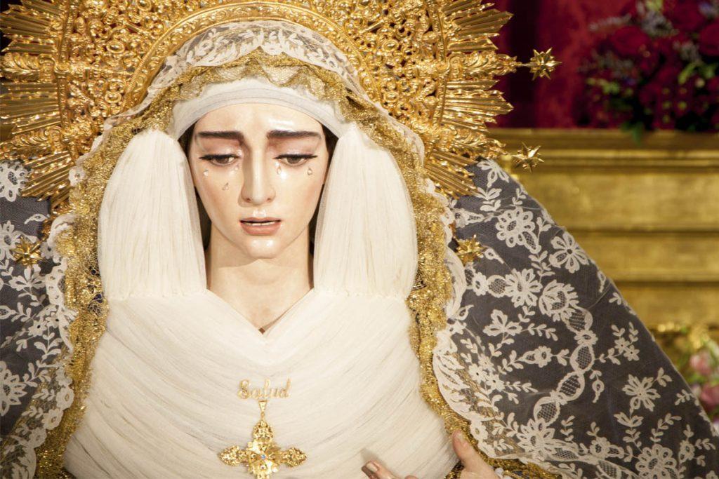 Soberana, nueva marcha para la Coronación de la Virgen de la Salud