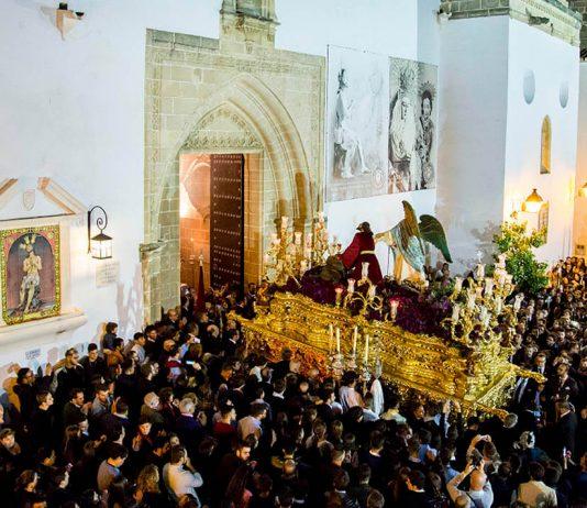 Y en Jerez, la música de Las Cigarreras tras la Oración en el Huerto