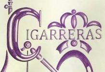 Así es el logo del 40º Aniversario de Las Cigarreras