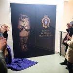 Pistoletazo de salida a un año histórico para la Banda de Las Cigarreras: Así fue la bendición de su sede