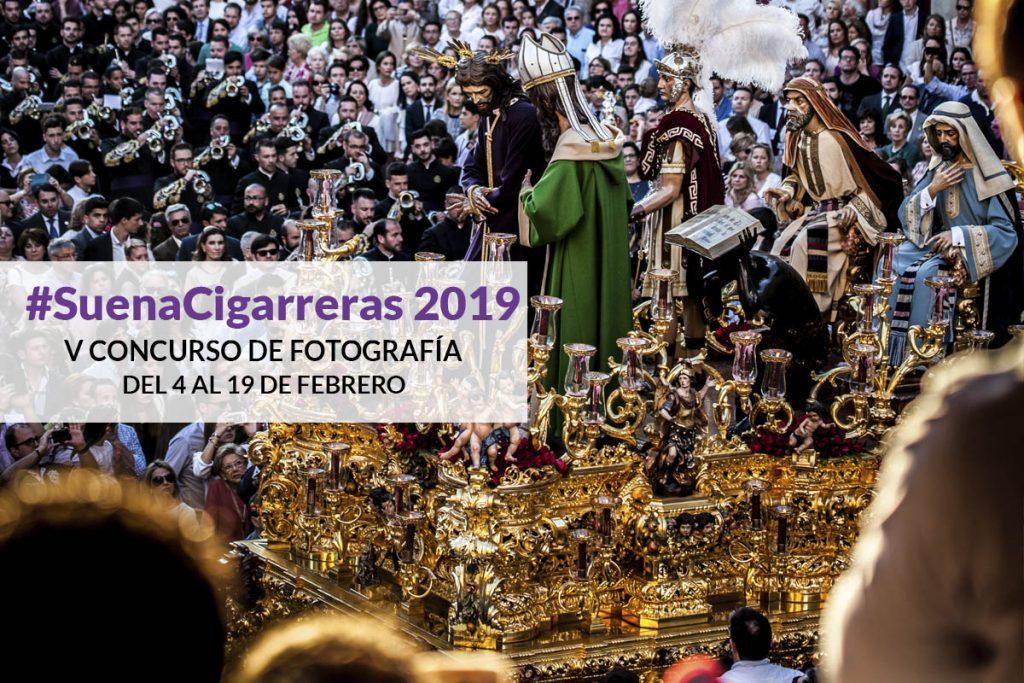 Concurso de Fotografía #SuenaCigarreras 2019