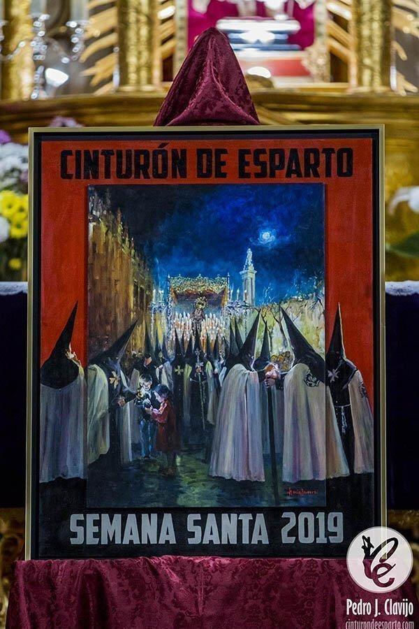 Presentación del cartel Cinturón de Esparto 2019