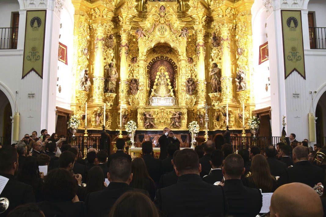 Tiempo... detente   Las Cigarreras en la Ermita del Rocío 2019