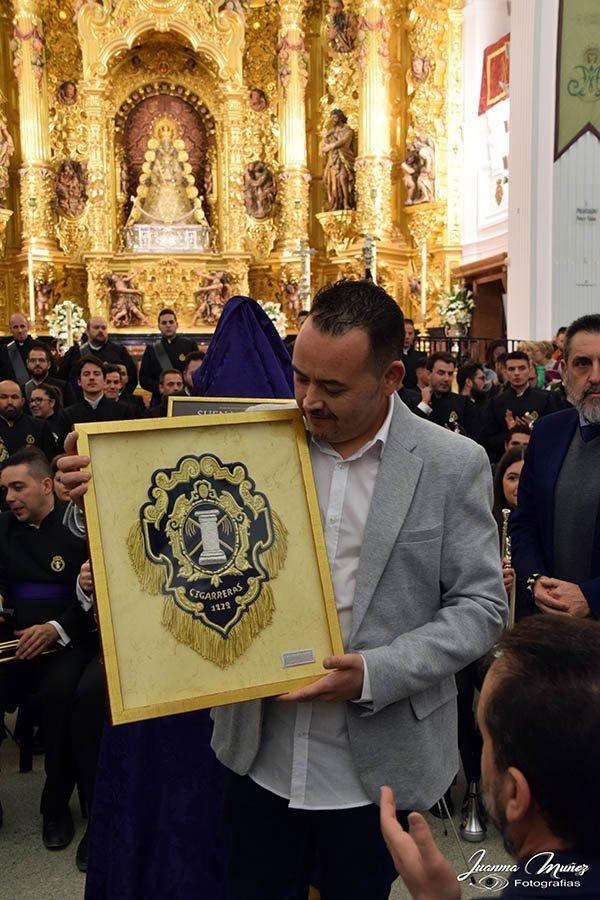 Jesús Giraldo, ganador del Concurso Suena Cigarreras 2019 | Las Cigarreras en la Ermita del Rocío 2019