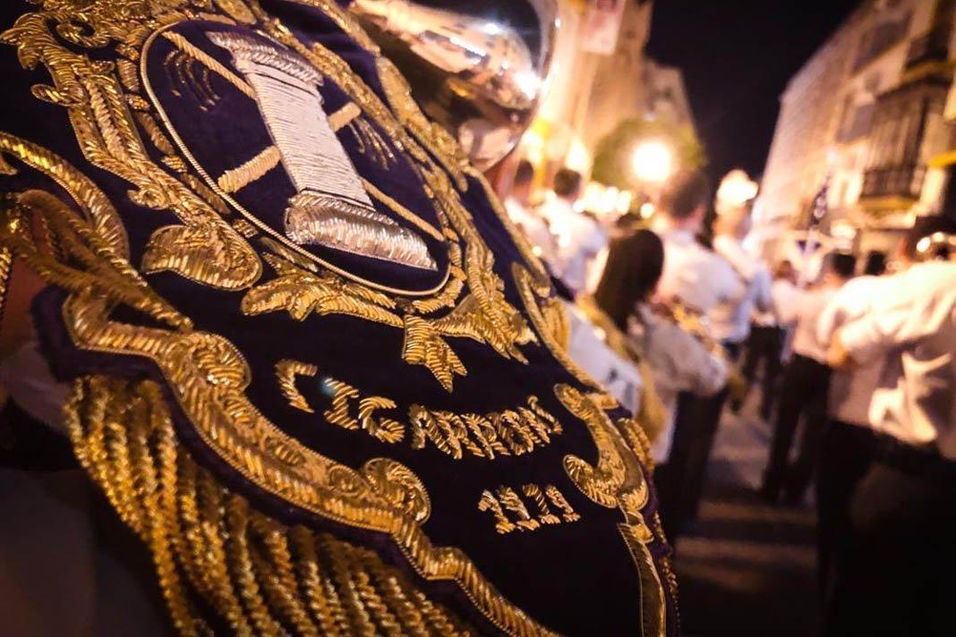 Sones de pasacalles celebraron la festividad de San Fernando