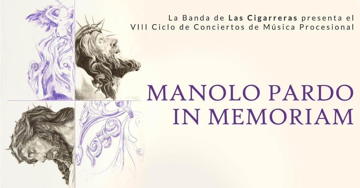 VIII Ciclo de Conciertos Manolo Pardo