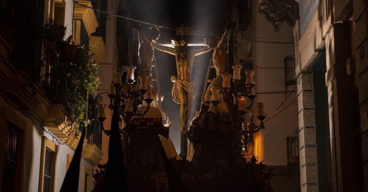 Crucifixus, nueva marcha de Las Cigarreras