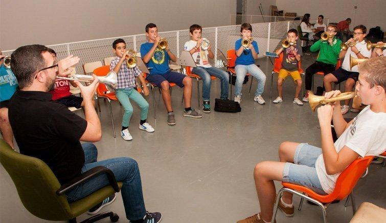 En marcha la Escuela de Música 2014