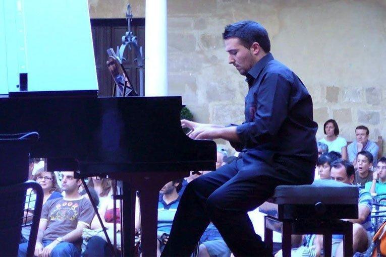Entrevista a Cristóbal López Gándara en 2015
