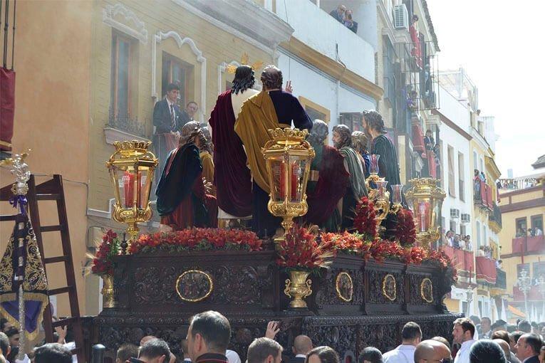 Domingo de Ramos 2015: Hágase la Eucaristía