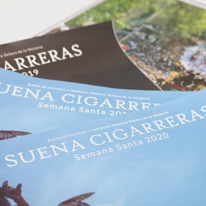 Carteles Suena Cigarreras | La tienda de Las Cigarreras