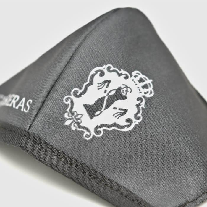 Mascarilla gris | La tienda de Las Cigarreras