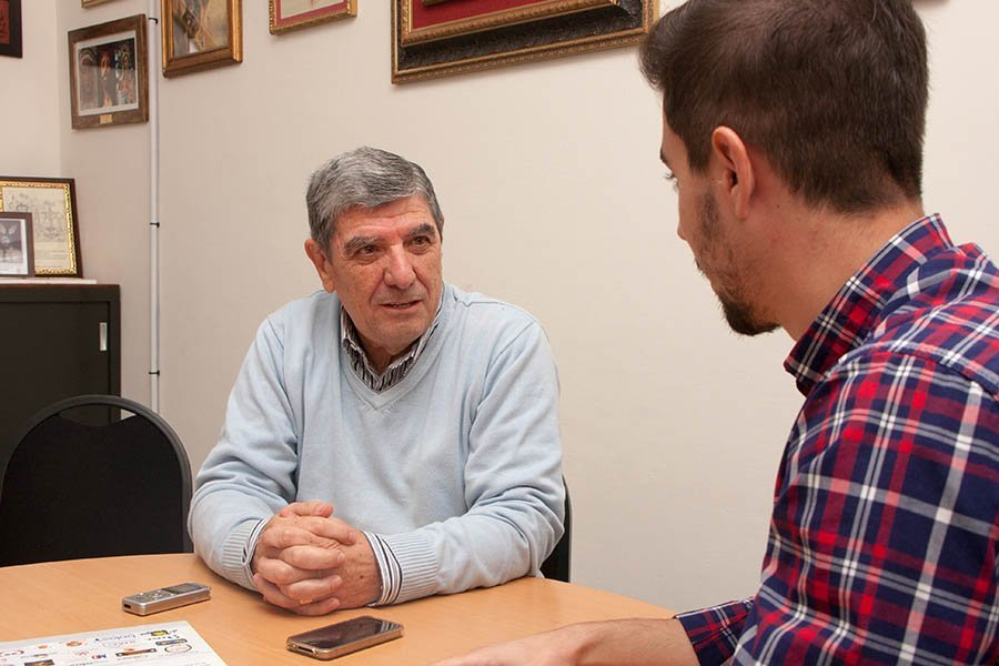 Entrevista a Don Bartolomé Gómez Meliá