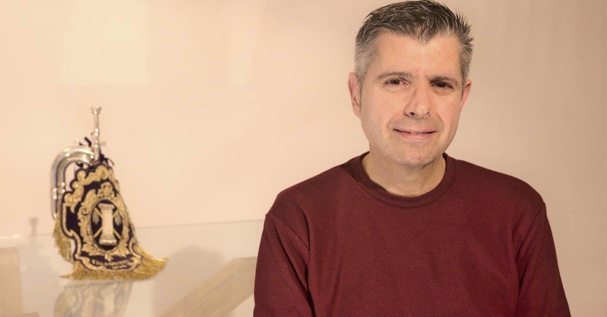 20 años de Costalero del Soberano: Entrevistamos a Pedro Manuel Pacheco