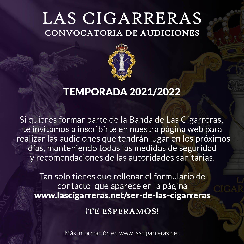 ¿Quieres ser de Las Cigarreras en la temporada 2021/2022?