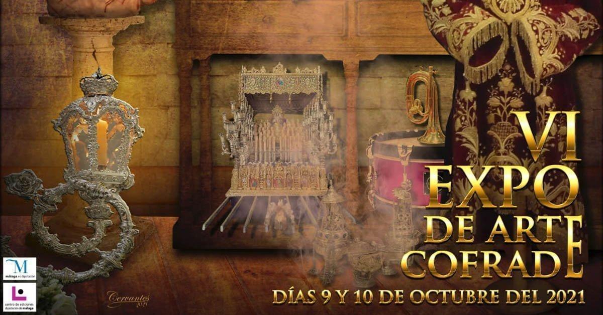 Las Cigarreras en la VI Expo Arte Cofrade de Bobadilla Estación